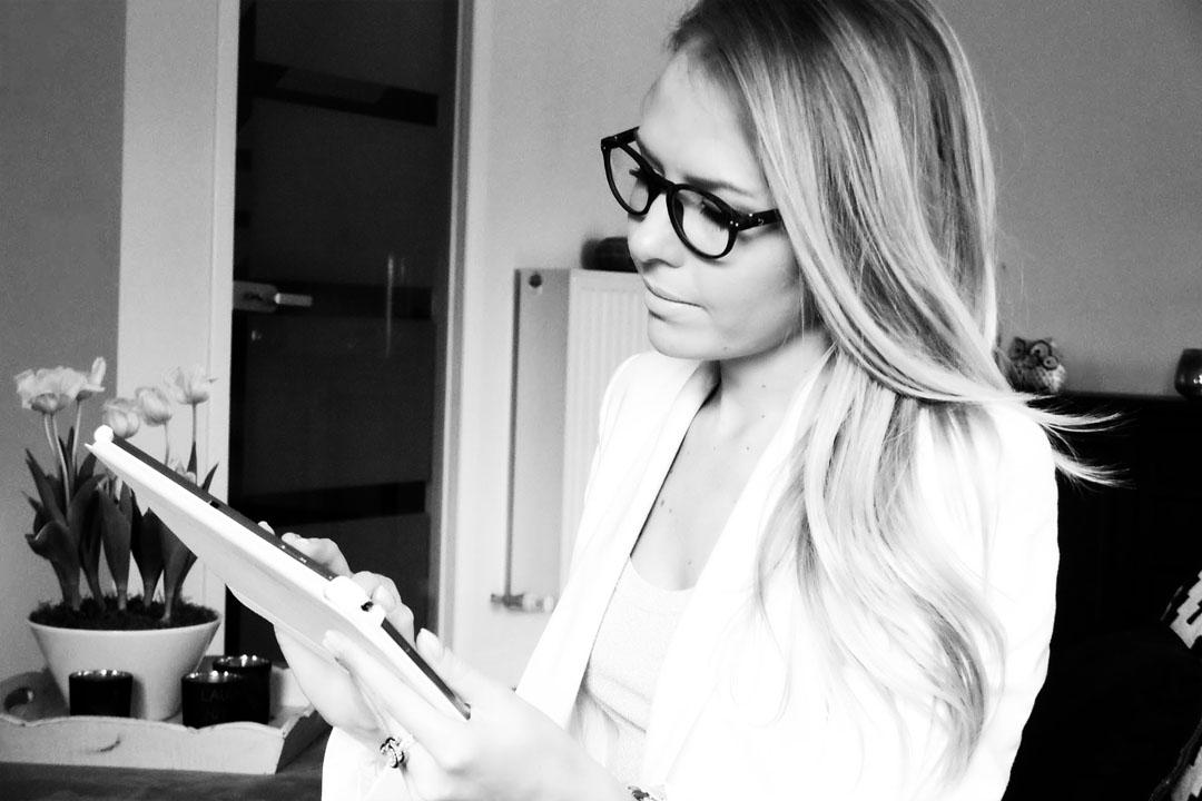 Bril Met Licht : Met deze bril bescherm je stijlvol je ogen tegen digitaal licht